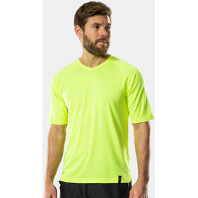 Bontrager Quantum Tech Tee Men radioactive yellow